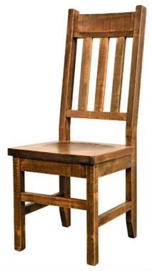 Adirondack Dining Chair (Side)