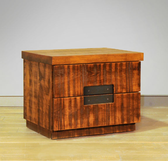 Arthur Philippe 2-Drawer Nightstand