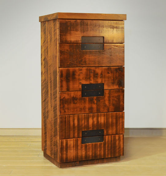 Arthur Phillipe 6-Drawer Highboy Chest