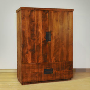 Arthur Phillipe 2-Drawer Armoire