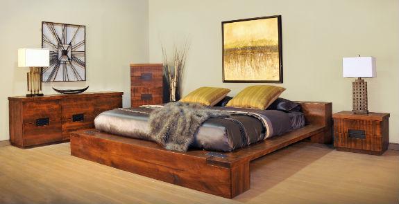 Arthur Philippe Bedroom Set (King)
