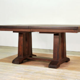 Athens Dining Table (Pedestal)