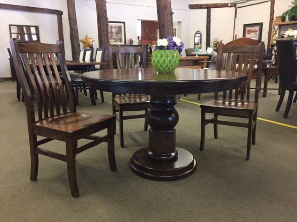 Atlas Round Dining Table
