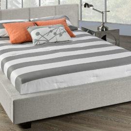 Brent Upholstered Bed