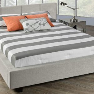 Brent Upholstered Bed