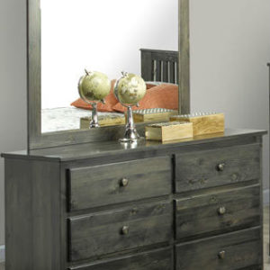 Classic 6-Drawer Dresser