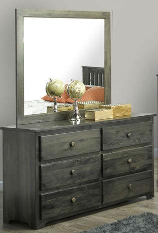 Clic 6 Drawer Dresser Canadian