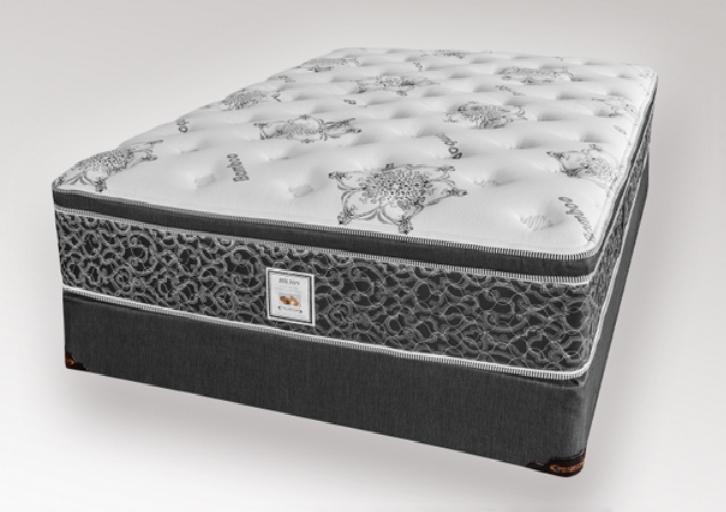 Classic Pillow Top Mattress Luxury Canadian Made Mattresses