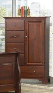 georgian bay gentleman 39 s chest solid wood bedroom furniture. Black Bedroom Furniture Sets. Home Design Ideas