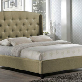 Greenwich Upholstered Bed (2)