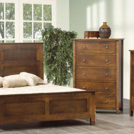 Harbourside Bedroom Set (Queen)