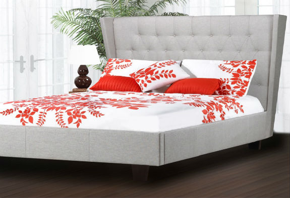 Islington Upholstered Bed (4)