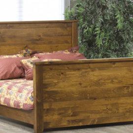 Rough Sawn Bed (Queen)