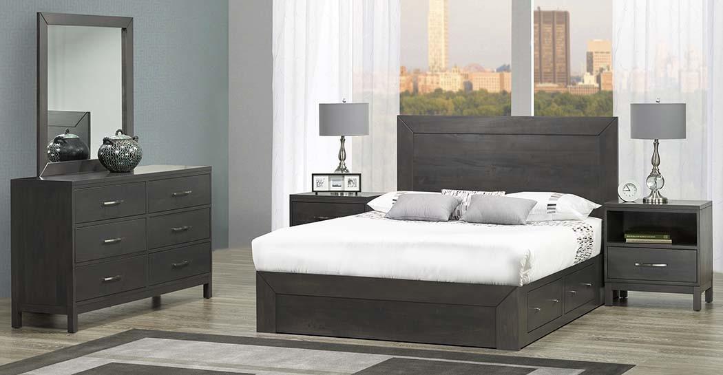Sydenham Bedroom Set Canadian Solid Wood Bedroom Furniture