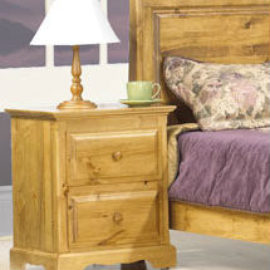 Thomas 2-Drawer Nightstand