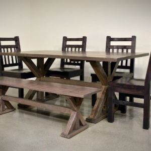Truss Dining Set
