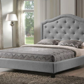 Wadsworth Upholstered Bed (2)