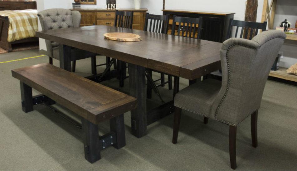 Yukon Turnbuckle Table