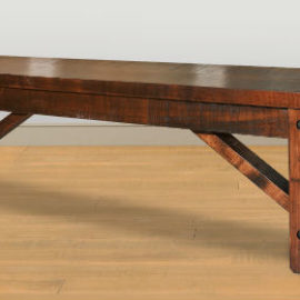 Beam Dining Bench
