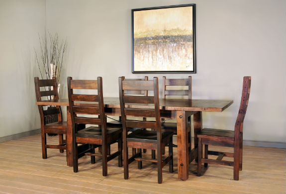 Beam Dining Set