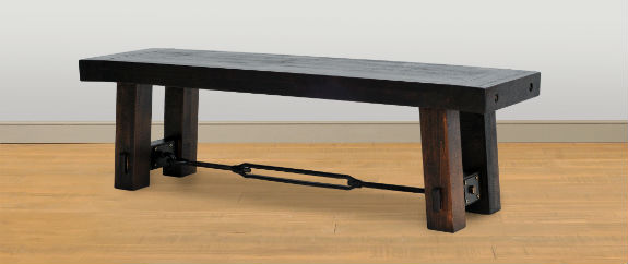 Benchmark Dining Bench