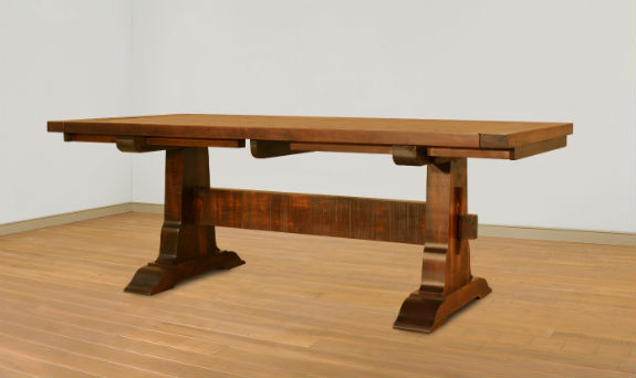 Clock Maker Dining Table