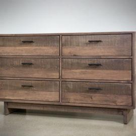 Delta 6-Drawer Dresser