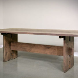 Delta Dining Table (Trestle)