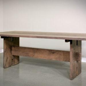 Delta Dining Table (Trestle)