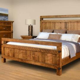 Galley Bedroom Set (King)