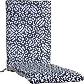 Lounge Cushion - Luxe Indigo