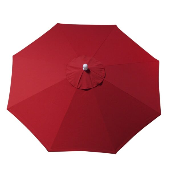 Patio Umbrella - Logo Red