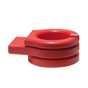 Stationary Cup Holder - Red