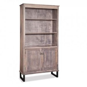Cumberland 2-Door Bookcase