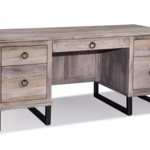 "Cumberland 28"" x 64"" Executive Desk"