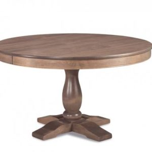 Monticello Round Dining Table