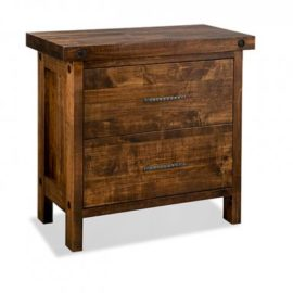 Rafters 2-Drawer Filing Cabinet