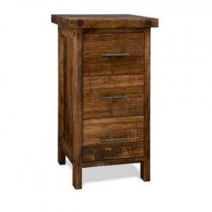 Rafters 3-Drawer Filing Cabinet