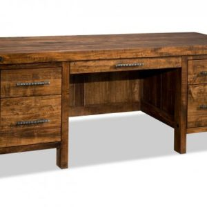 """Rafters 32"""" x 72"""" Executive Desk"""