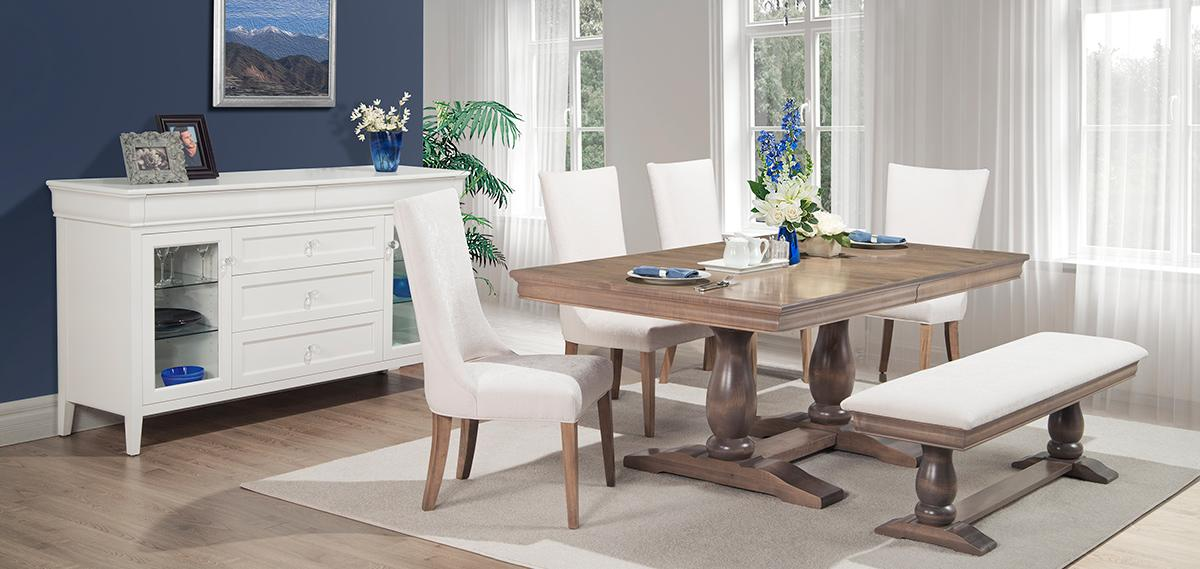 Save on Solid Wood Furniture