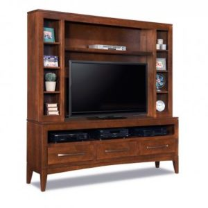 Catalina 70W TV Stand with Hutch