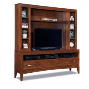 Catalina 80W TV Stand with Hutch