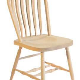 Bent Arrow Hoop Dining Chair