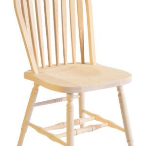 Big Seat Arrow Hoop Dining Chair