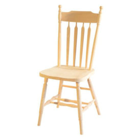 Kitchen Arrow Back Side Chair