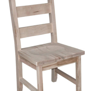 Rustic Ladderback Dining Chair