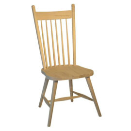 Rustic Side Chair