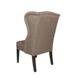 Safari Wing Back Chair (Back)
