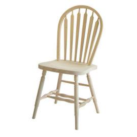 Small Arrow Hoop Side Chair