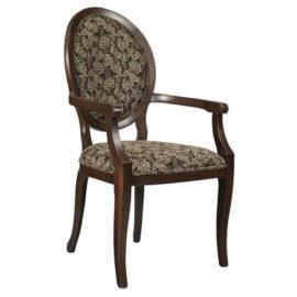 Ovalback Arm Chair